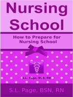 How to Prepare for Nursing School