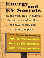 Energy and EV Secrets