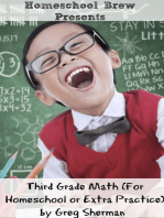 Third Grade Math (For Homeschool or Extra Practice)