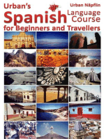 Spanish Language Course for Beginners and Travellers