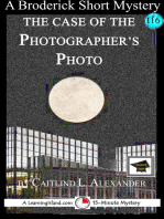 The Case of the Photographer's Photo