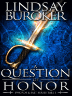 A Question of Honor (Swords and Salt, Tale 1)