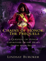 The Chains of Honor Prequels (The Swords and Salt Collection, Tales 1-3)