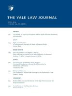 Yale Law Journal