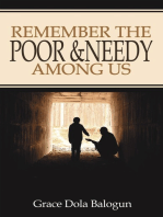 Remember The Poor & Needy Among Us