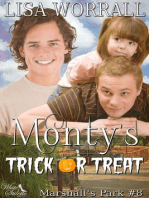 Monty's Trick or Treat (Marshall's Park #8)