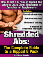 Shredded Abs