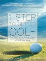 1 Step to Better Golf (4-book Series)