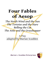 Four Fables of Aesop