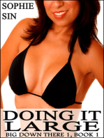 Doing It Large (Big Down There, Book 1)