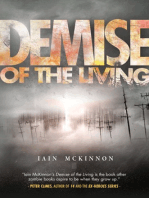 Demise of the Living (The Dead Book 3)