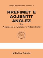 Rrefimet E Agjentit Anglez Dhe Armiqësia E Anglezëve Ndaj Islamit