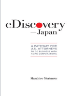 eDiscovery—Japan