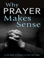 Why Prayer Makes Sense