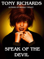 Speak of the Devil (Raine's Landing # 5)