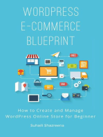 WordPress E-Commerce Blueprint