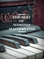 The Best of WorshipMatters.com