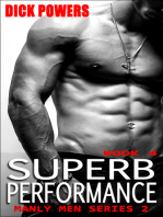 Superb Performance (Manly Men Series 2, Book 4)
