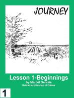 Journey-Lesson 1