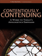 Contentiously Contending