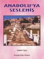 Anadolu'ya Sesleniş
