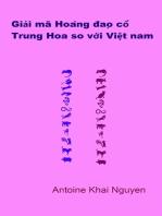 Giải mã Hoàng đạo cổ Trung Hoa so với Việt nam