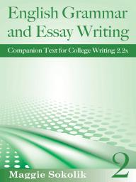 Grammar essay writing