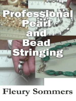Professional Pearl and Bead Stringing