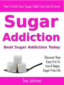 Sugar Cravings: Beat Sugar Addiction Today