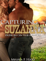 Capturing Suzanna (Passion on the Ranch, Book 2) (Erotic Romance - Western Romance)
