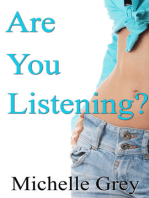 Are You Listening? A Personal Journal of An Ovarian Cancer Survivor
