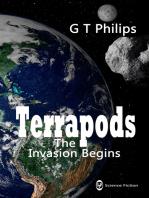 Terrapods The Invasion Begins