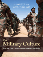 On Military Culture