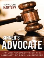 Sinner's Advocate