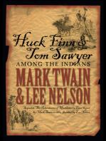 Huck Finn & Tom Sawyer Among the Indians