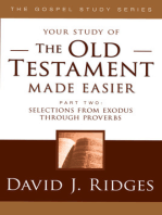 The Old Testament Made Easier - Part 2