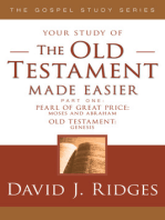 The Old Testament Made Easier - Part 1