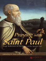 Praying with Saint Paul