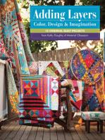 Adding Layers—Color, Design & Imagination