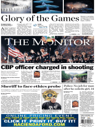 The Monitor - 02-08-2014