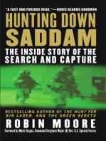 Hunting Down Saddam