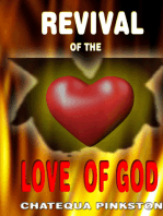 Revival of the Love of God
