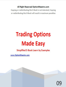 Understanding the options trading with examples