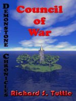 Council of War (Demonstone Chronicles #3)