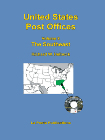 United States Post Offices Volume 8 The Southeast