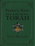 Steve's New Bloody Torah