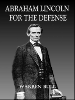 Abraham Lincoln for the Defense