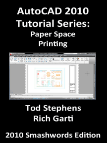 AutoCAD 2010 Tutorial Series: Paper Space Printing