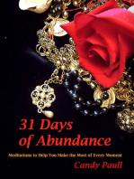 31 Days of Abundance