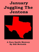 January Juggling The Jentons